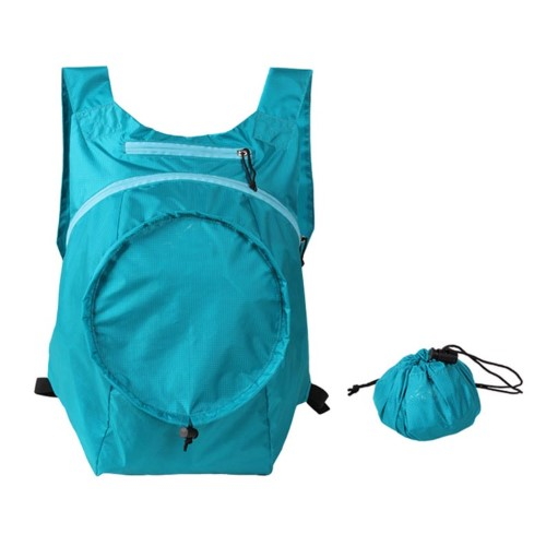 Drawstring Backpack Water-Resistant Bag