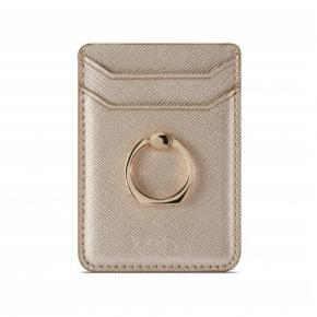 Cell Phone Card Holder with Ring