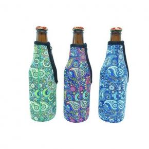 Paisley Pattern Beer Bottle Holder