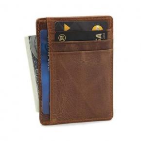 Slim Credit Card Holder Pocket Wallets
