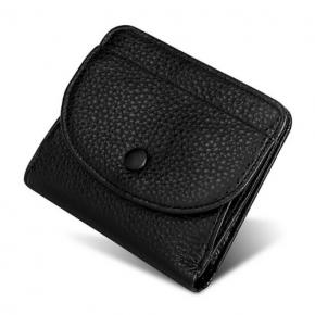 Leather Business Card Holder Organizer